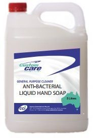 LIQUID SOAP - ANTI-BAC LIQUID - WHITE - 20L