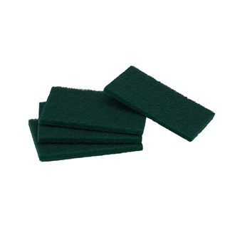 SCOURER - REGULAR DUTY - GREEN - 100x150