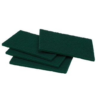 SCOURER - REGULAR DUTY - GREEN - 230x150