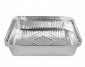 FOIL CONTAINER - SQUARE CATERING - LARGE 1.5L