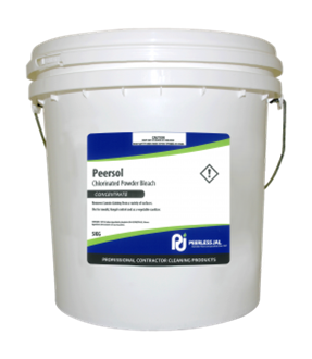 PEERSOL CHLORINATED POWDER BLEACH