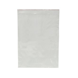 RESEALABLE BAG - 12 x 8CM