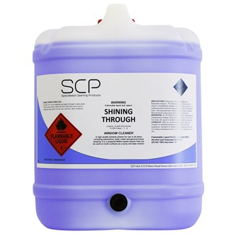 SHINING THROUGH WINDOW & GLASS CLEANER - 20L