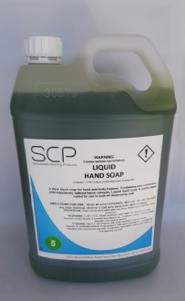 LIQUID SOAP - MINT - GREEN - 5L