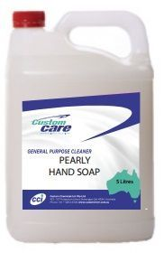 LIQUID SOAP - PEARLY - WHITE - 20L